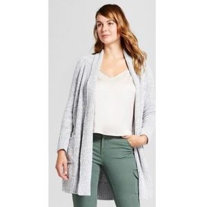 A New Day Long Knit Cardigan